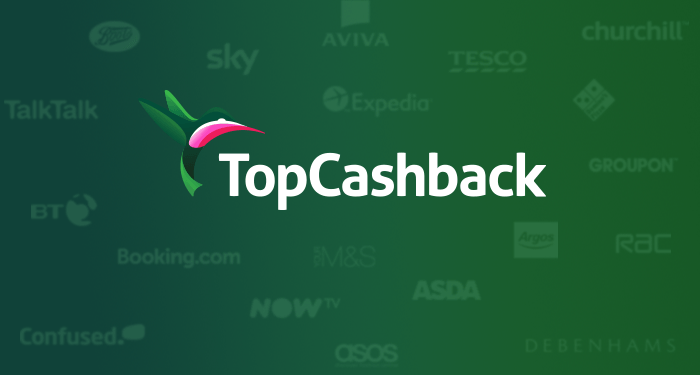 TopCashBack Referral Code