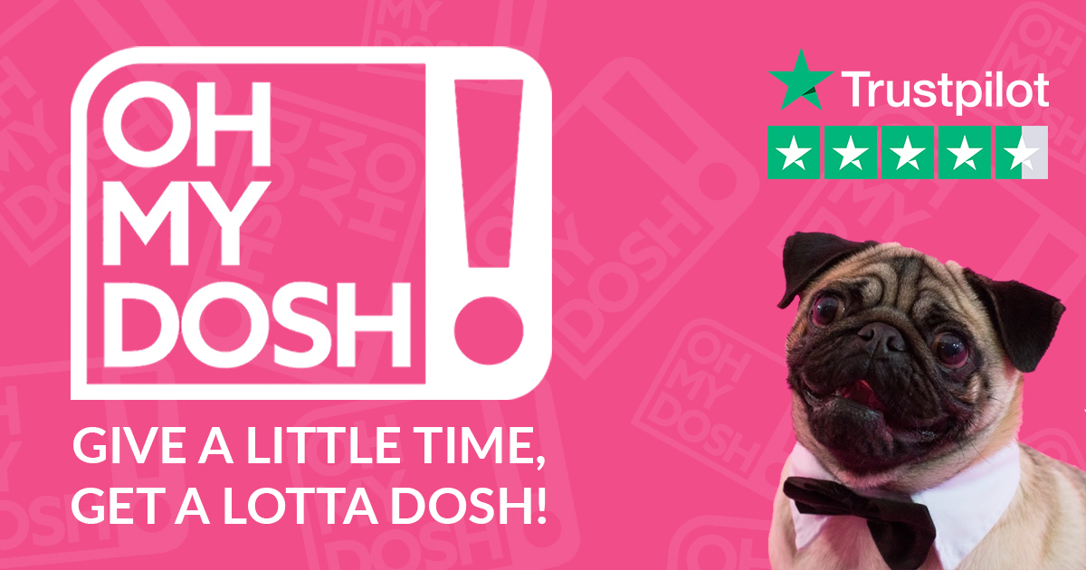 Oh My Dosh Referral Code