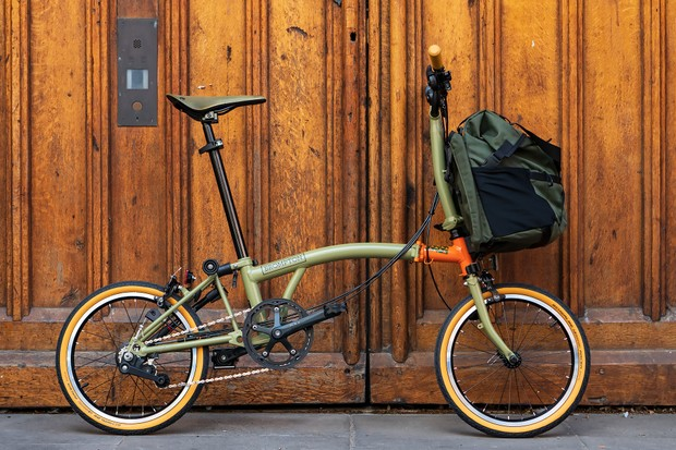 Brompton Bikes Referral Code