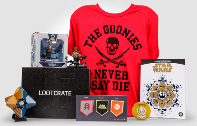 Loot Crate Referral Code