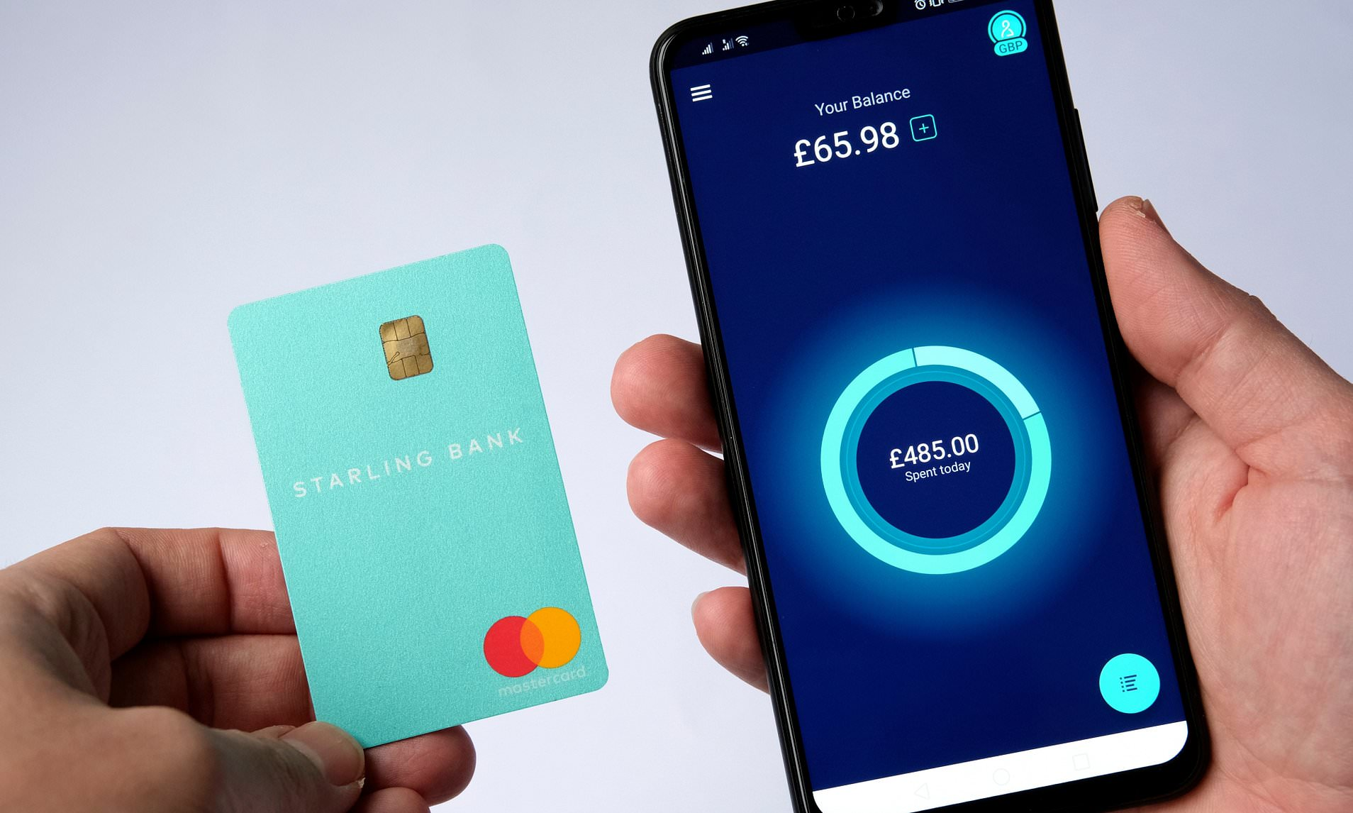 Starling Bank Referral Code