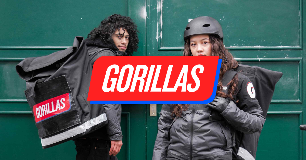 Gorillas Referral Code